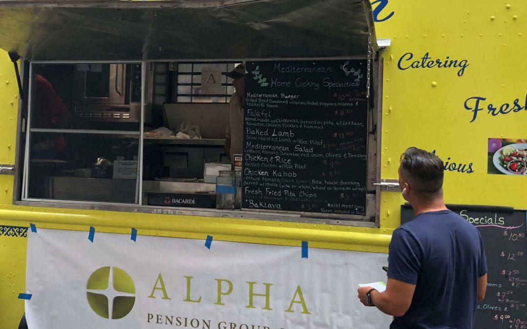 401(k) day, Alpha Pension Group